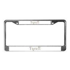 Tyrell Seashells License Plate Frame