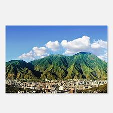 National Park of El Avila Postcards (Package of 8)