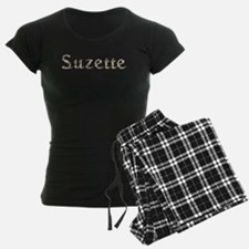 Suzette Seashells Pajamas