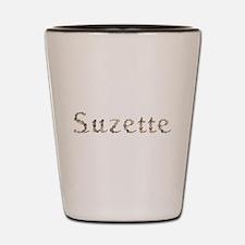Suzette Seashells Shot Glass