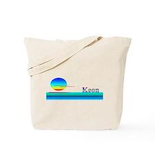 Keon Tote Bag