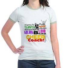 Cheer Coach Words T