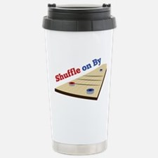 Shuffle on By Travel Mug