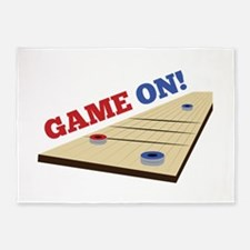 Game On! 5'x7'Area Rug