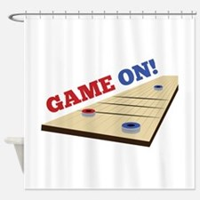 Game On! Shower Curtain