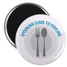 Spooning Leads to Forking - B Magnet