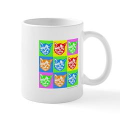 CAT COLLAGE Mug