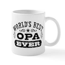 World's Best Opa Ever Mug