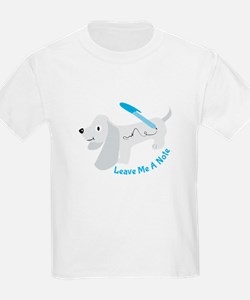 Leave A Note T-Shirt