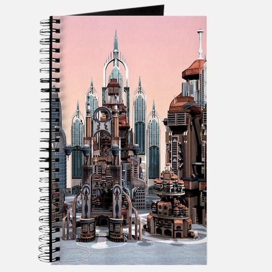 Cute Urban fiction Journal