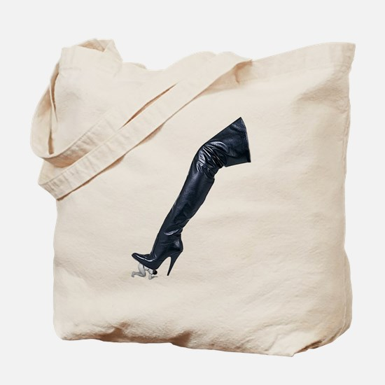 Giant Boot Tote Bag