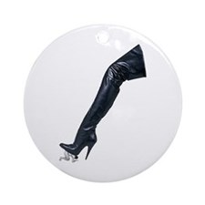Giant Boot Ornament (Round)