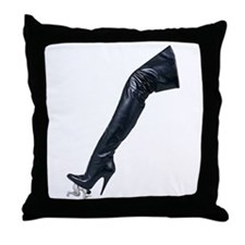 Giant Boot Throw Pillow