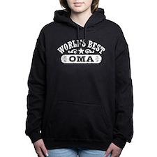 World's Best Oma Women's Hooded Sweatshirt