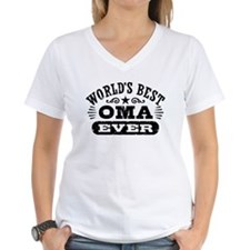 World's Best Oma Ever Shirt