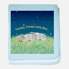 Twinkle Twinkle Little Star Sleeping Sheep baby bl