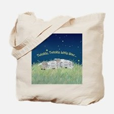 Twinkle Twinkle Little Star Sleeping Sheep Tote Ba
