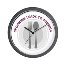Spooning Leads to Forking - P Wall Clock
