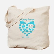 LaMancha Goat Always room for one more Tote Bag