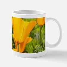 California Poppy Choir Mug