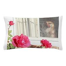 Exhibit Tara's Rosey Reflections Pillow Case