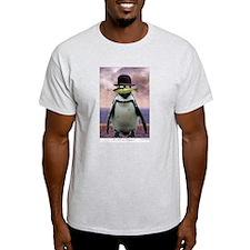 Rene Pengritte Ash Grey T-Shirt