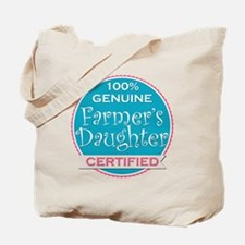 Funny Farmer Tote Bag