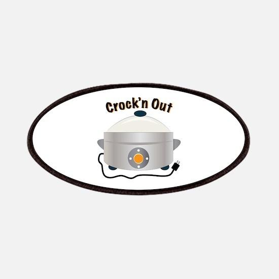 Crockn Out Patch