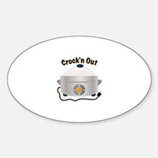 Crockn Out Decal