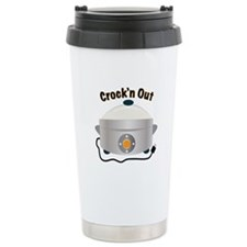 Crockn Out Travel Mug