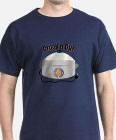 Crockn Out T-Shirt