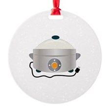 Electric Crock Ornament