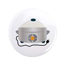 """Electric Crock 3.5"""" Button (100 pack)"""