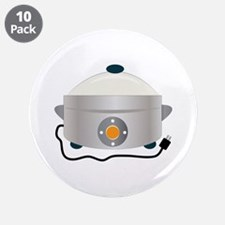 """Electric Crock 3.5"""" Button (10 pack)"""