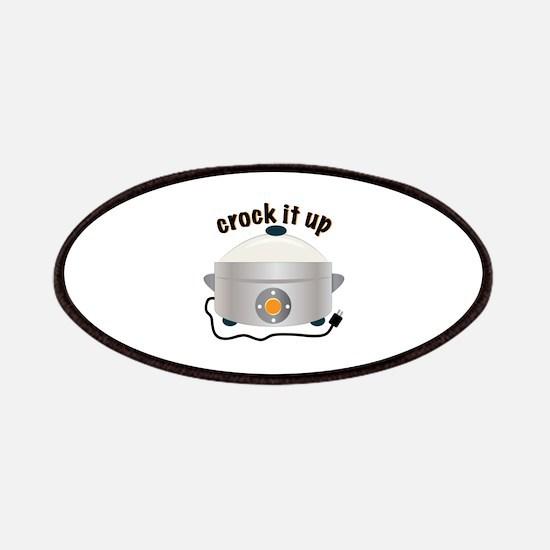 Crock it Up Patch