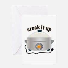 Crock it Up Greeting Cards