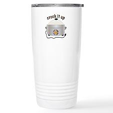 Crock it Up Travel Mug