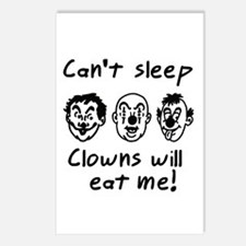 Can't Sleep Postcards (Package of 8)