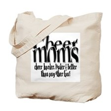 Cheer Moms Tote Bag