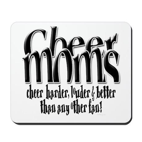 Cheer Moms Mousepad