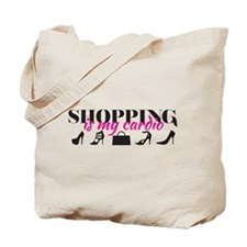 SATC: Shopping Is My Cardio Tote Bag