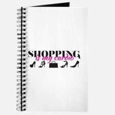SATC: Shopping Is My Cardio Journal