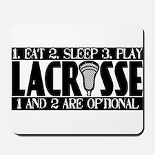 Lacrosse EatSleepPlay Mousepad