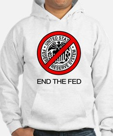 End The Federal Reserve Hoodie