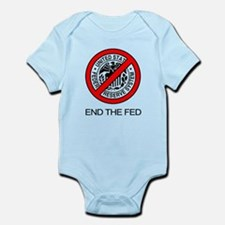 End The Federal Reserve Body Suit