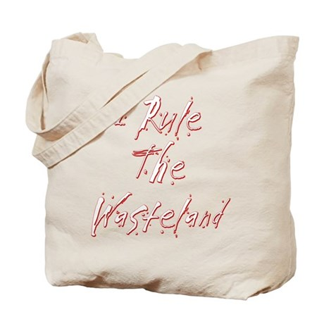 """Chastain """"Wasteland"""" Tote Bag"""
