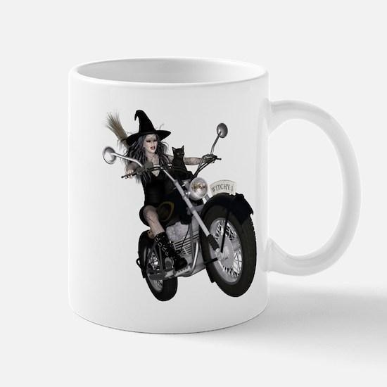 Witchy One ~ Speedy Mugs