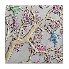 Cherry Blossom Tile Coaster