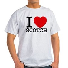 I Love Scotch T-Shirt