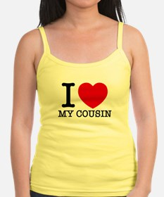 I Love My Cousin Tank Top